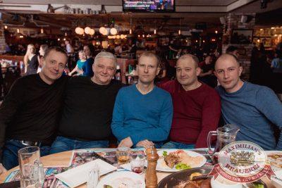 ВИА «Волга-Волга», 17 февраля 2017 - Ресторан «Максимилианс» Самара - 21