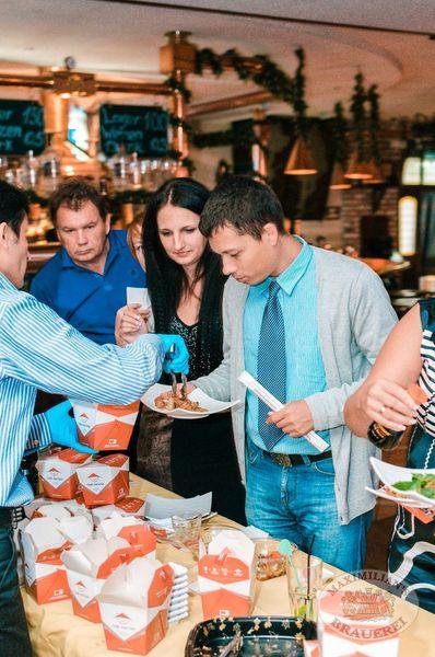 Вручение народной премии «Золотая вилка Лето-2013», 4 сентября 2013 - Ресторан «Максимилианс» Самара - 09