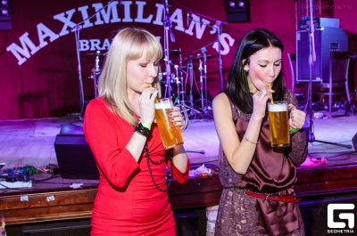 Всемирный день пива (фото: geometria.ru), 1 марта 2013 - Ресторан «Максимилианс» Самара - 11