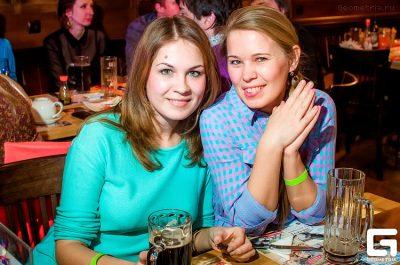 Всемирный день пива (фото: geometria.ru), 1 марта 2013 - Ресторан «Максимилианс» Самара - 26