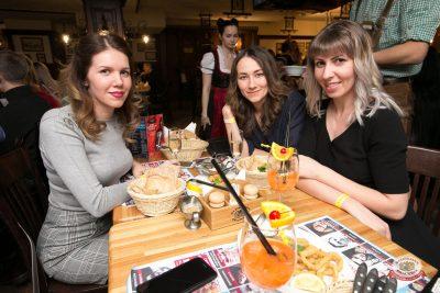 Международный женский день, 7 марта 2019 - Ресторан «Максимилианс» Самара - 0033
