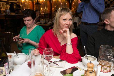 Международный женский день, 7 марта 2019 - Ресторан «Максимилианс» Самара - 0045