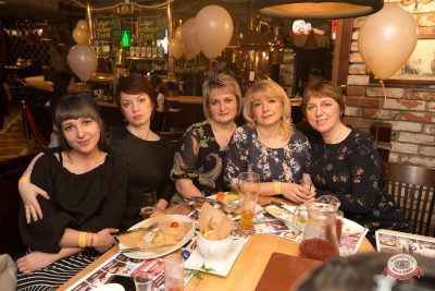 Международный женский день, 7 марта 2019 - Ресторан «Максимилианс» Самара - 0064