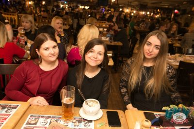 Международный женский день, 7 марта 2019 - Ресторан «Максимилианс» Самара - 0074