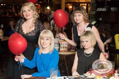 Международный женский день, 7 марта 2016 - Ресторан «Максимилианс» Самара - 21