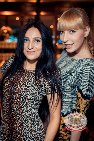 Ёлка, 12 марта 2014 - Ресторан «Максимилианс» Самара - 15