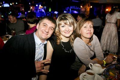 Ёлка, 28 ноября 2012 - Ресторан «Максимилианс» Самара - 09