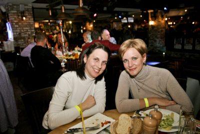 Ёлка, 28 ноября 2012 - Ресторан «Максимилианс» Самара - 13