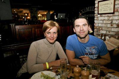 Ёлка, 28 ноября 2012 - Ресторан «Максимилианс» Самара - 14