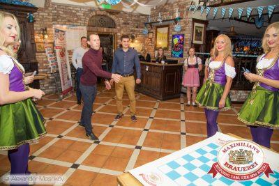Закрытие 205-го фестиваля живого пива «Октоберфест», 3  октября 2015 - Ресторан «Максимилианс» Самара - 05