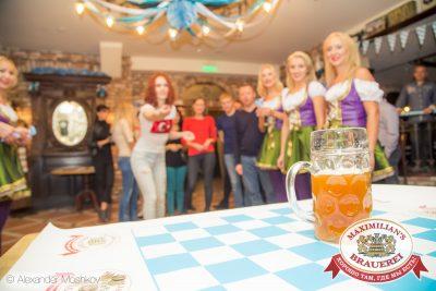 Закрытие 205-го фестиваля живого пива «Октоберфест», 3  октября 2015 - Ресторан «Максимилианс» Самара - 07