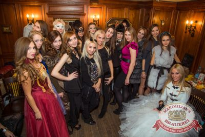 Женские слабости: «Модный показ», 3 ноября 2014 - Ресторан «Максимилианс» Самара - 01