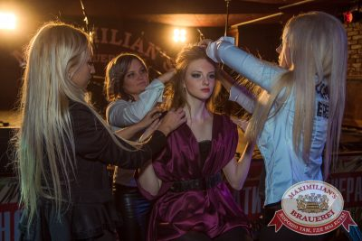 Женские слабости: «Модный показ», 3 ноября 2014 - Ресторан «Максимилианс» Самара - 29