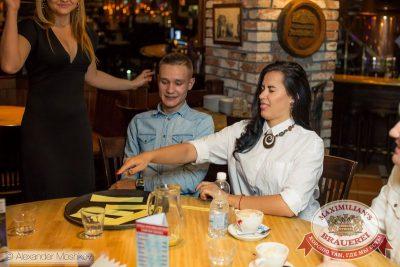 Жеребьевка участников второго сезона «Давайте потанцуем», 7 сентября 2015 - Ресторан «Максимилианс» Самара - 02