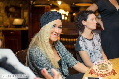 Жеребьевка участников второго сезона «Давайте потанцуем», 7 сентября 2015 - Ресторан «Максимилианс» Самара - 05