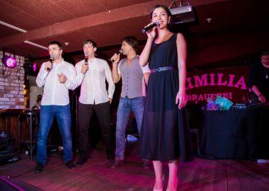 Музыканты Comedy Club, 26июня2014