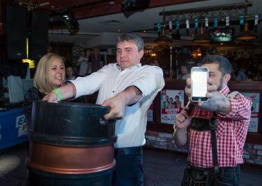 Закрытие 205-го фестиваля живого пива «Октоберфест-2015» Выбираем Пивного Короля иКоролеву фестиваля! 3октября2015