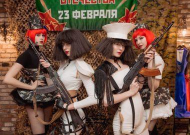 День защитника Отечества, 22февраля2018