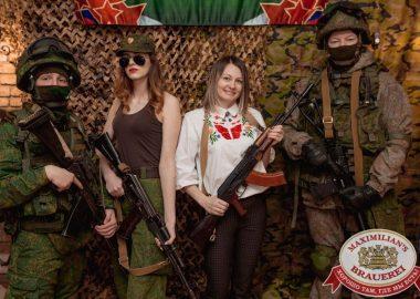День защитника Отечества, 23февраля2018