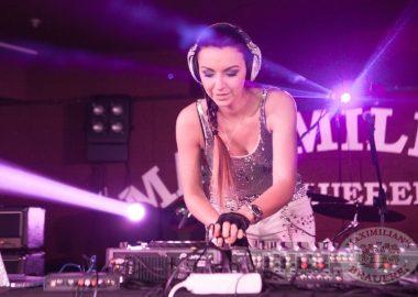 «Дыхание ночи»: Ladies Time. DJNatasha Baccardi (Москва), 7февраля2014