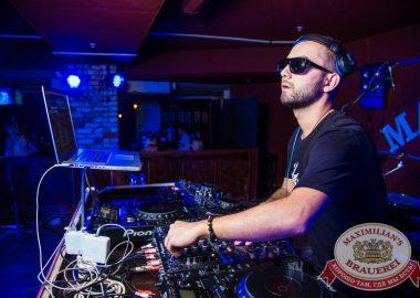 «Дыхание ночи»: DJMike Mildy (Москва), 23августа2014