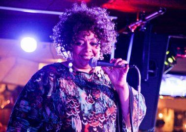 Эйда Дайер (США) иThe «A» Band, 18ноября2012