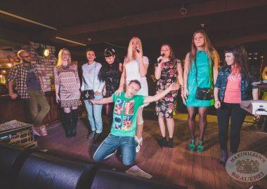 Группа «Дискотека Авария» наПивных «Октобер-стартах», 3октября2013