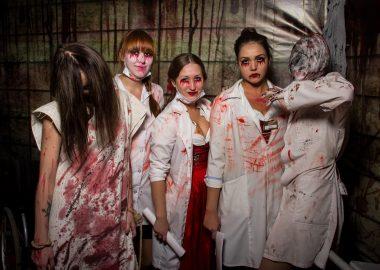 Halloween: проклятая больница, 29октября2016