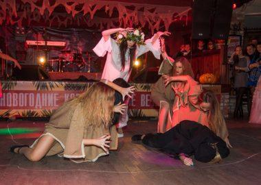 Halloween встиле Вий в«Максимилианс» Самара, 31октября2014