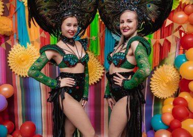 «Дыхание ночи»: Latino fiesta, 17августа2019