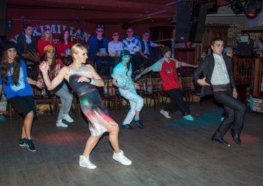 Второй конкурсный день проекта «Давайте Потанцуем», 21октября2014