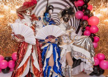 «Дыхание ночи»: «Masquerade party», 27апреля2019