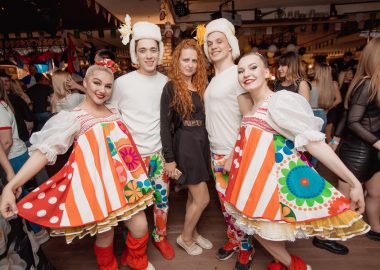 «Дыхание ночи»: русская вечеринка «Matreshka Party». DJGammyBear иMC Елыш