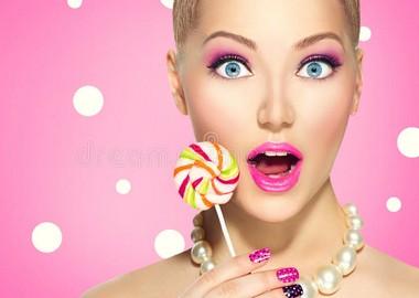 «Дыхание ночи»: сладкая ночь «Candy Shop»