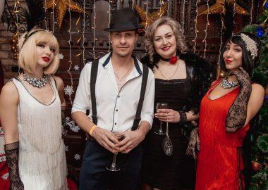 Новый год 2018: Burlesque, 1января2018