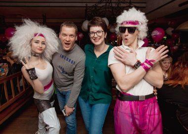 Вечеринка «Ретро FM». Специальный гость: DjЧайкин, 20апреля2018