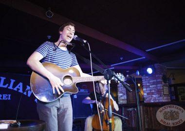Tommy Finke, 17ноября2013