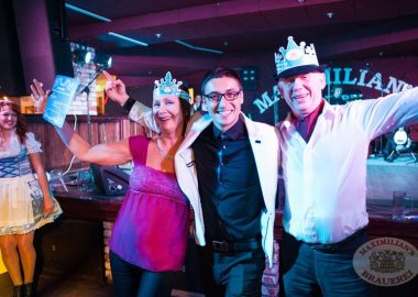 Закрытие фестиваля. Определены Пивной Король иКоролева «Октоберфеста»! 5октября2013