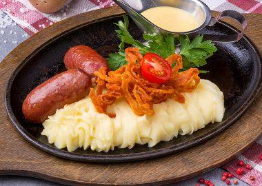 Ингольштатская колбаска из 100% говядины