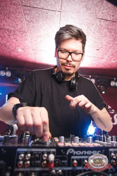 «Дыхание ночи»: DJ Baur (Москва), 7 ноября 2015 - Ресторан «Максимилианс» Тюмень - 19