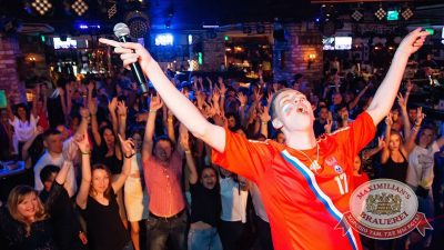 «Дыхание ночи»: Euro Football party, 10 июня 2016 - Ресторан «Максимилианс» Тюмень - 12