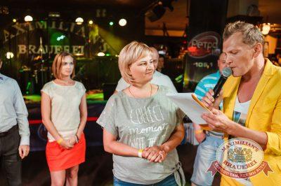Вечеринка «Ретро FM»: «Комиссар», «Технология», «Размер Project», 23 июня 2016 - Ресторан «Максимилианс» Тюмень - 09