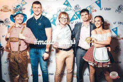 «Октоберфест-2018»: выбор пивной столицы, 5 октября 2018 - Ресторан «Максимилианс» Тюмень - 0004