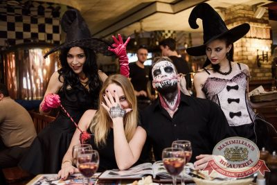 Halloween: Вальпургиева ночь, 29 октября 2016 - Ресторан «Максимилианс» Тюмень - 34