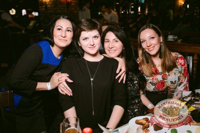 «Дыхание ночи»: Dj Shirshnev (Москва), 18 февраля 2017 - Ресторан «Максимилианс» Тюмень - 6