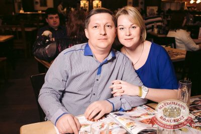 Владимир Кузьмин, 23 марта 2017 - Ресторан «Максимилианс» Тюмень - 10