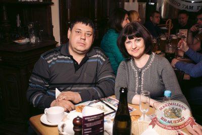 Владимир Кузьмин, 23 марта 2017 - Ресторан «Максимилианс» Тюмень - 36