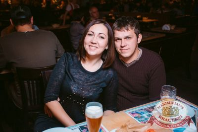 Каста, 29 октября 2017 - Ресторан «Максимилианс» Тюмень - 29