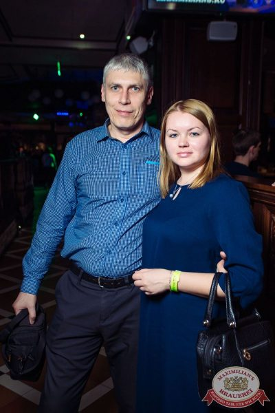 Владимир Кузьмин, 15 марта 2018 - Ресторан «Максимилианс» Тюмень - 18