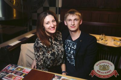 «Дыхание ночи»: Slider & Magnit (Санкт-Петербург), 17 марта 2018 - Ресторан «Максимилианс» Тюмень - 52